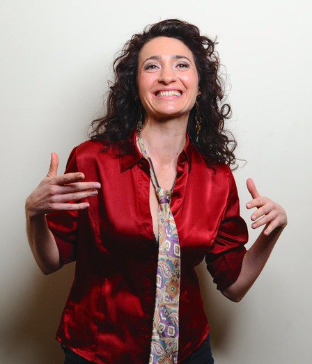 "RIDICULOUS, Jennifer Blaine's 16th original solo work for the Philly Fringe, is out-of-character in that she is ""playing"" herself rather than other characters."