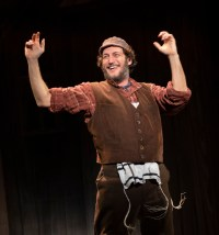FIDDLER ON THE ROOF (Broadway tour at Academy of Music): An updated Fiddler