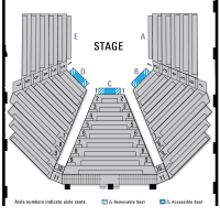 How Big Is That Theater? Seating capacities of Philadelphia theaters