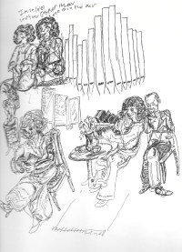 Theater in Sketch: DREAM GIRL (IRC)