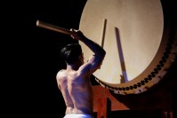 KODO: A dilettante at large enjoys the Japanese drum troup