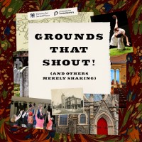 The Grounds Shout: Reggie Wilson and local artists bring performance to sacred spaces