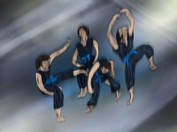 Dance in Sketch: FROM THE FEMININE GAZE (Anne-Marie Mulgrew and Dancers Co)