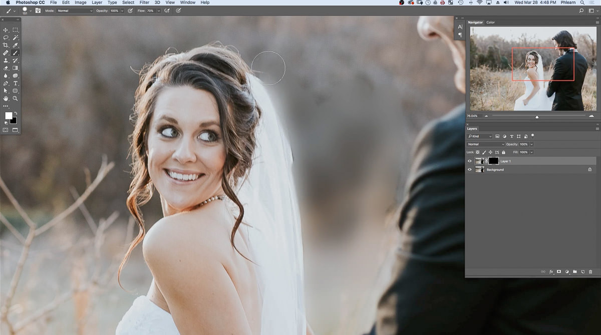 Prissy Photoshop Add Photoshop Cc Blur Edges Photoshop Blur Edges Notice A Halo Outline Will Appear Around Main Subject As Blur Way To Blur Backgrounds Cut Out dpreview Photoshop Blur Edges