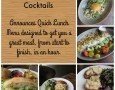 Blue Hound Kitchen and Cocktails Announces Quick Lunch Menu