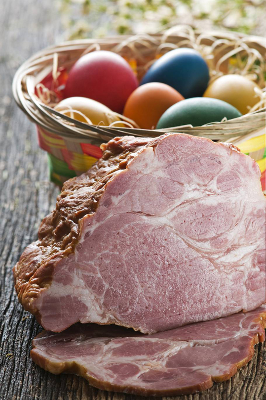 Easter recipe: Boneless ham with brown sugar pineapple glaze