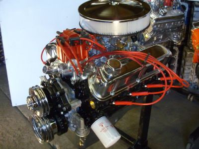 Ford 302 - 321 HP Crate Engine Turnkey Package