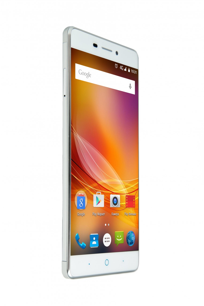 thought zte blade 9 result, changes