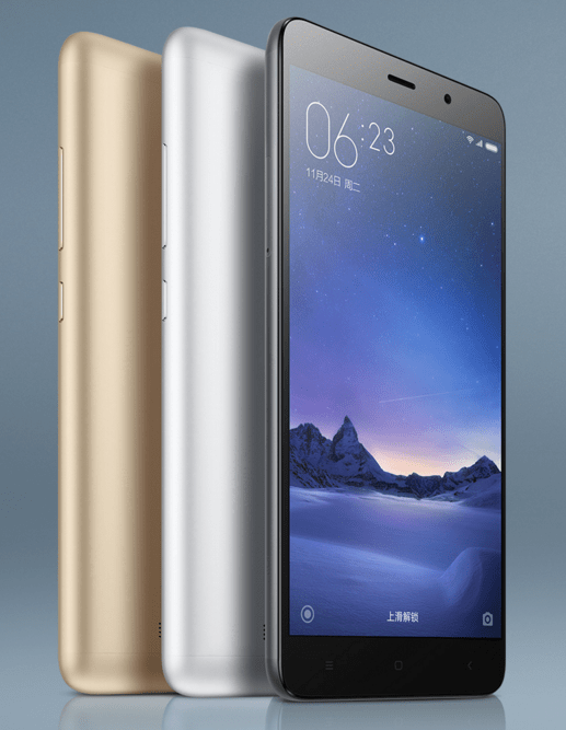 Xiaomi Redmi Note 3 - SD 650