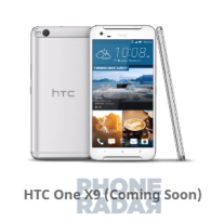 HTC One X9 India launch