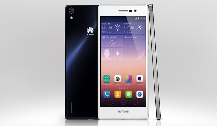 Huawei Ascend P7 phone