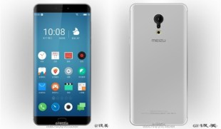 Meizu Pro 6 Plus with Curved Display & Dual Camera Setup Leaked in Press Renders