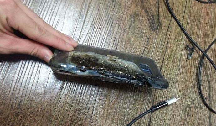 Samsung Galaxy Note 7 Blast3