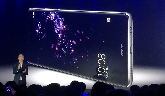honor note 8 launched