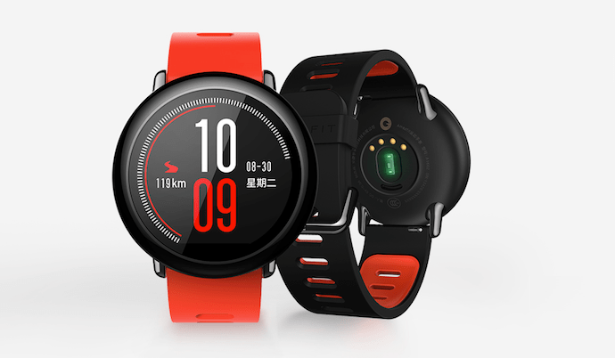 Xiaomi launches new AMAZFIT smartwatch with world's first 28nm Global Positioning System sensor