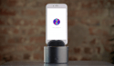 Picbot Smartphone Mount with Self Rotating Facial Tracking & helps shoot 360 degree Panorama