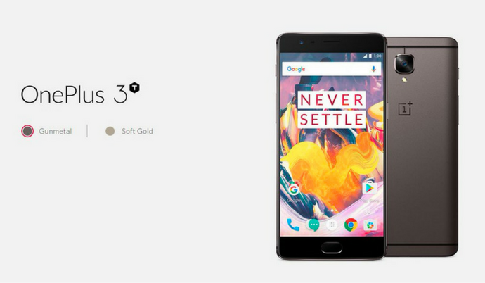 OnePlus 3T punches up flagship phone with better CPU, camera, and battery