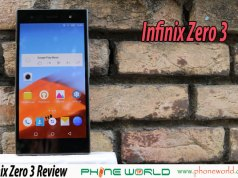 infinix zero 3 featured images