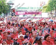 Thailand's Internal Security Act was of little deterence to anti-government red-shirt protesters in 2010