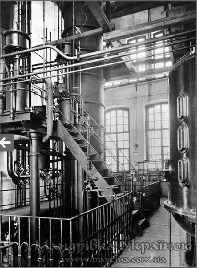 Цех фабрики Бачевського.