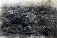 Невпізнані тіла загиблих у Бриґідках