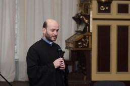Отець-диякон Вірменської апостольської Церкви Армен.