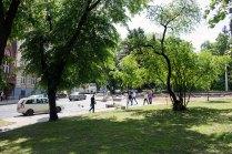 Площа Святого Юра, травень 2015 року