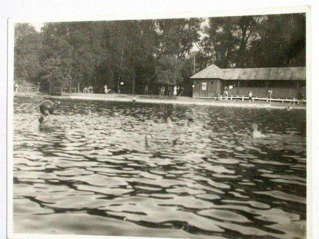 """Любительські знимки зі """"Свитязя"""". Фото до 1939 року"""