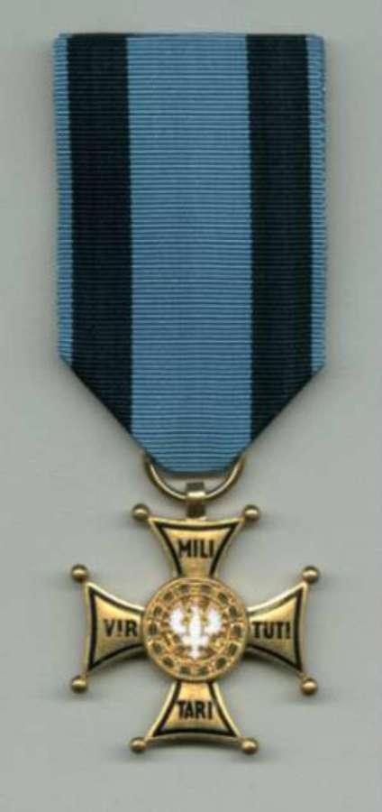 """Орден """"Віртуті Мілітарі"""" - найвища військова відзнака Польщі."""