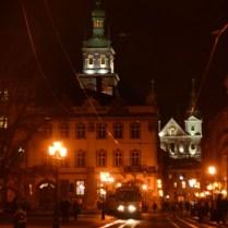 Ніч у Львові