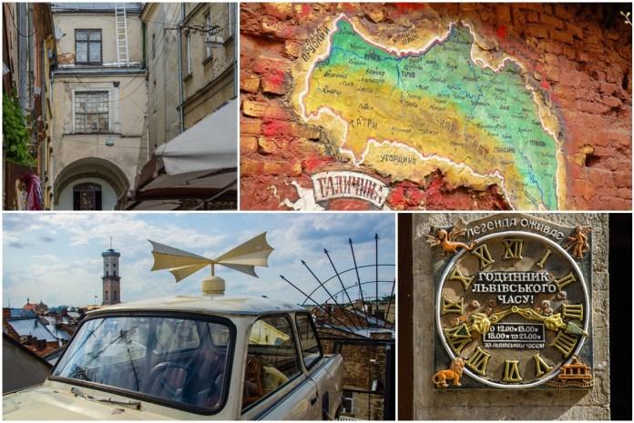Туристичні «фішки» у Львові