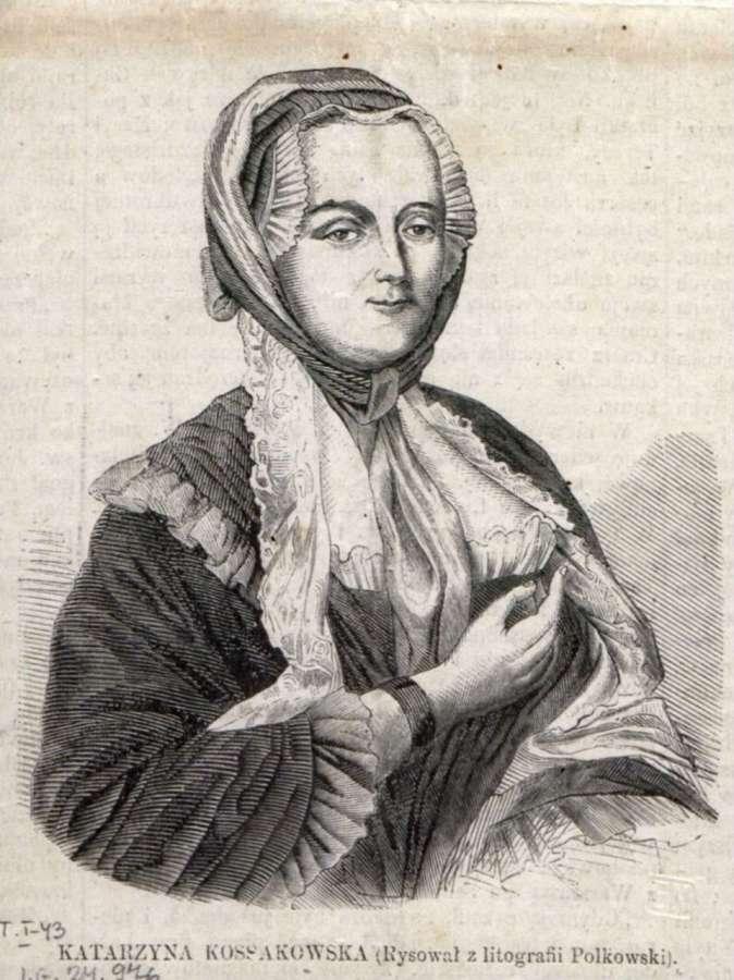 Катерина Косаковська з  роду Потоцьких