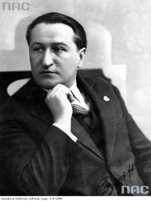 """Генрик Збєжховскі - поет, письменник, громадський діяч, один з авторів текстів програми """"Золотого Вулика"""""""