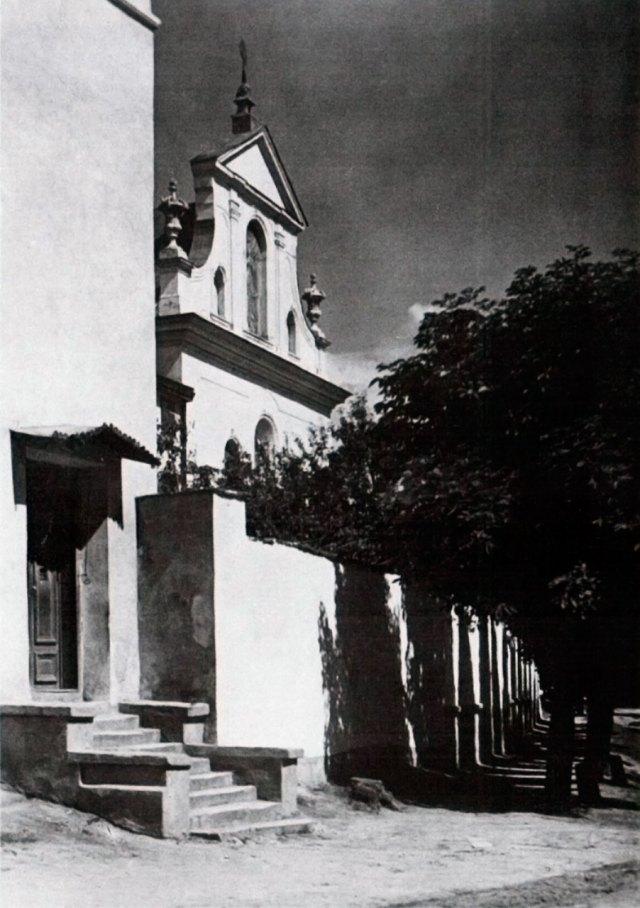 Костел Св.Казимира. 1939 р.
