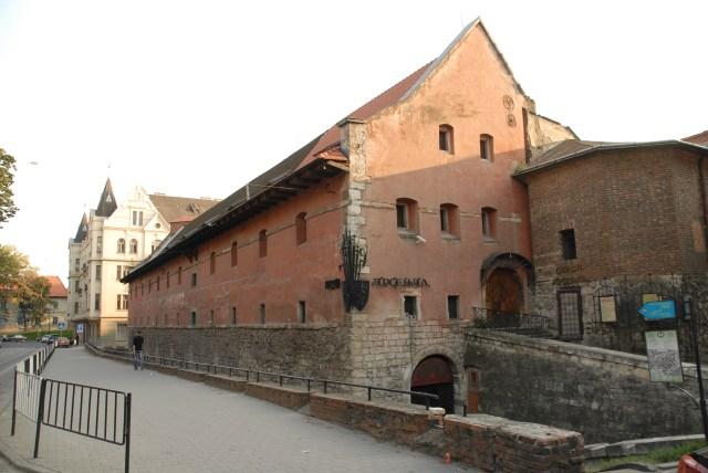 Львівський міський арсенал, в якому було ув'язнено гайдамаків