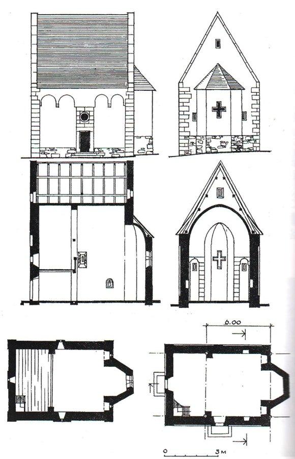 Храм Св. Івана Хрестителя. Реконструкція І.Могитича.