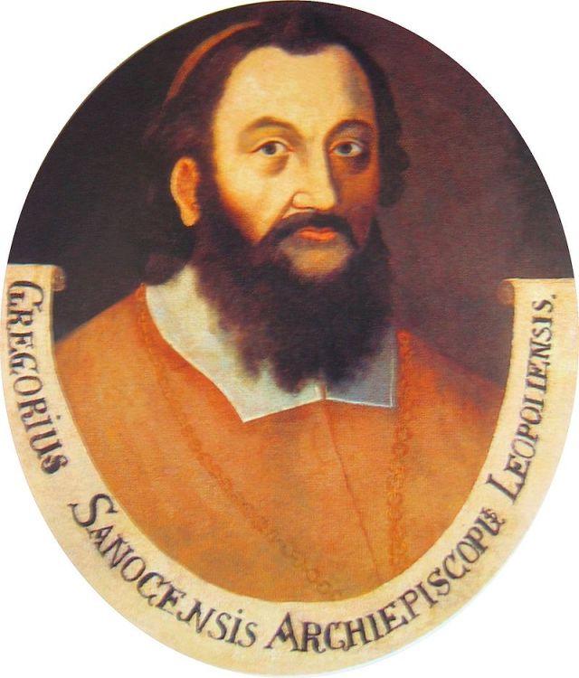 Гжегож із Сянока, львівський архієпископ