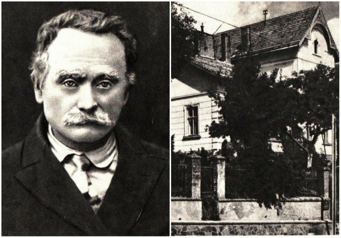 У хворого Франка (із спогадів лікаря Броніслава Овчарського).