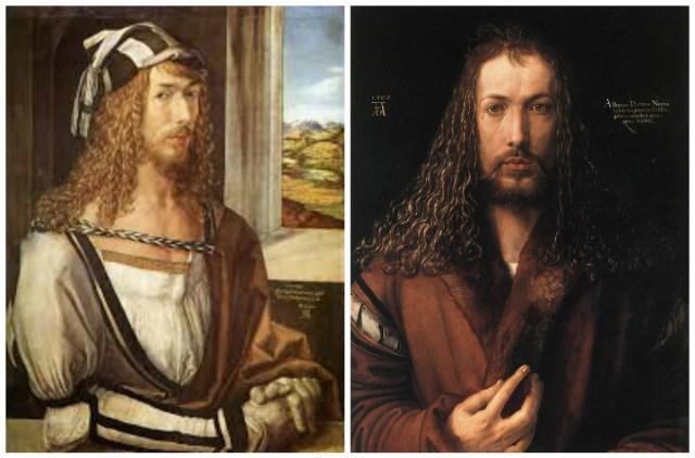 Німецький живописець Альбрехт Дюрер (1471 - 1528рр)