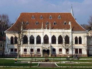 Навчальний корпус ветеринарної академії (Палац родини Туркуллів-Комелло) , сучасне фото