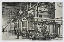 Цех електростанції на Персенківці. Фото першої пол. XX ст.