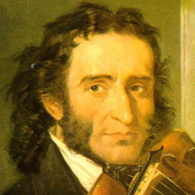 Скрипаль Ніколо Паганіні. Фото з www.biography.com