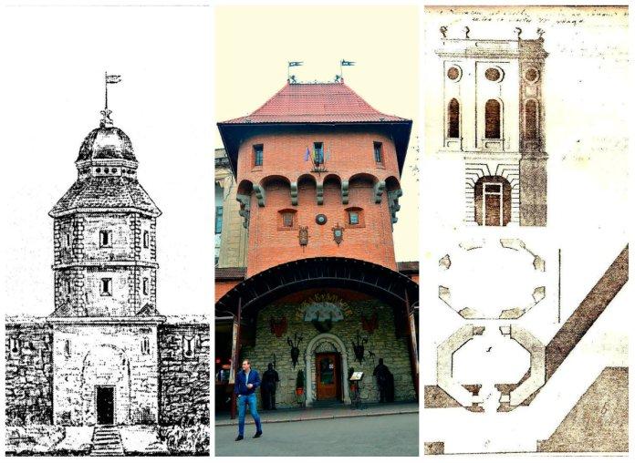 Де знаходився єдиний вхід у місто, або з історії Єзуїтської хвіртки