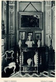 Колекції В. Лозинського (фото з книги В. Верещагін «Старий Львів»)