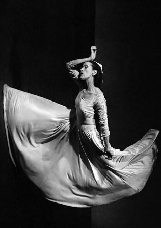 Марта Грем, засновниця американського танцю модерн (зі сайту http://www.11may.ru)