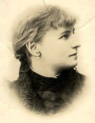 Іванна Біберович. Джерело: http://teatr.kolomyya.org/history/1864/