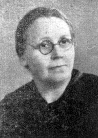 Стефанія Монцібович, кін. 1930-х рр. (Нова Хата. – 1939)