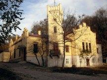 Сучасний вигляд будинку Куркового товариства. Зараз тут – музей визвольної боротьби України