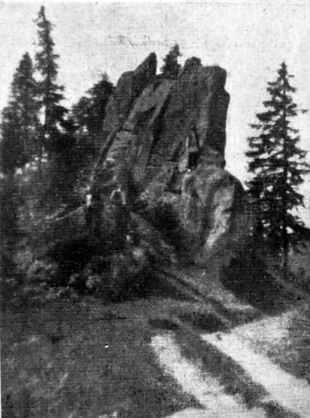 Роман Шипайло. Стовпні, кін. 1930-х рр. (Наша Батьківщина. – 1938. – Ч. 12)