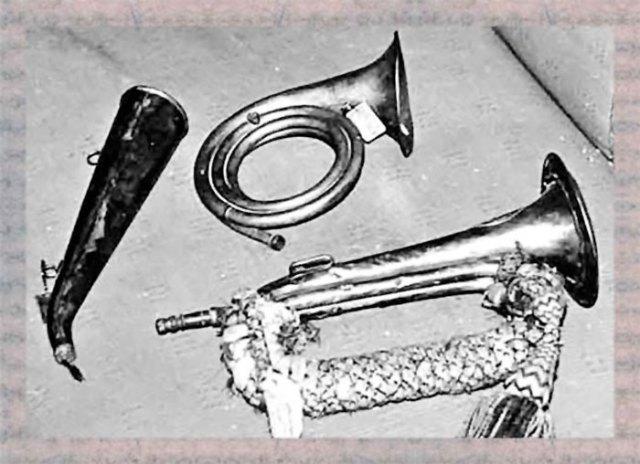 Поштові ріжки (трубки)